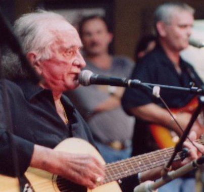 Johnny Cash Makes Surprise Final Appearance At Carter S Fold